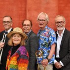 Frokostjazz med Daimi & Louisiana Jazzband - Global Garden Party