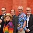 Frokostjazz med Daimi & Louisiana Jazzband - Global Garden Party